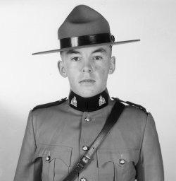 Gendarme de deuxième classe James Alexander Kerr – © Sa Majesté la Reine du chef du Canada représentée par la Gendarmerie royale du Canada