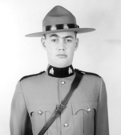 Third Class Constable Robert William Varney– © Her Majesty the Queen in Right of Canada as represented by the Royal Canadian Mounted Police