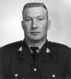 Corporal Donald Archibald Harvey