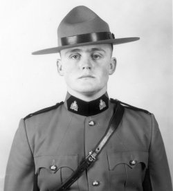 Third Class Constable Terry Eugene Tomfohr– © Her Majesty the Queen in Right of Canada as represented by the Royal Canadian Mounted Police