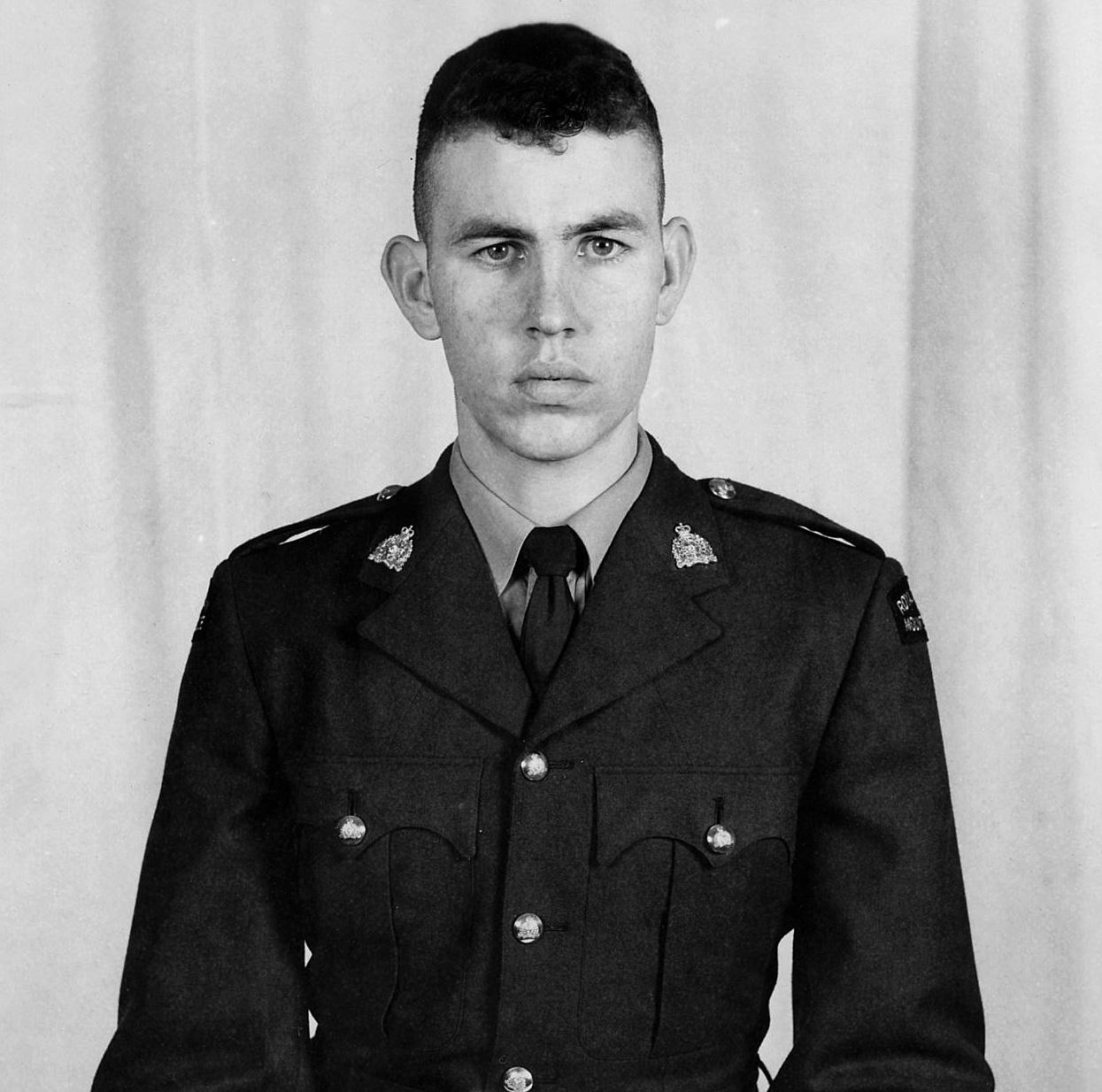 Constable David Brian Robinson