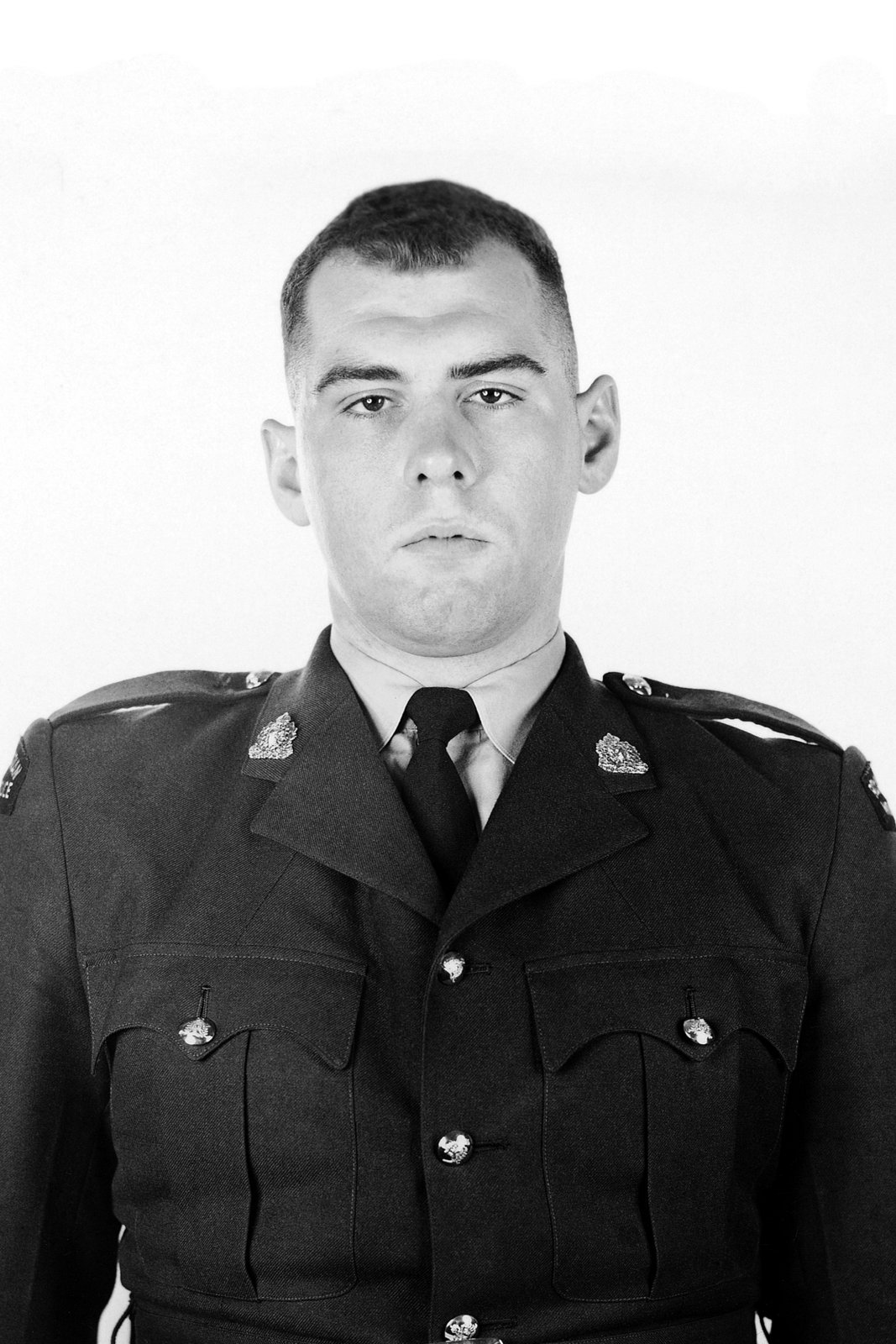 Third Class Constable Reginald Wayne Williams– © Her Majesty the Queen in Right of Canada as represented by the Royal Canadian Mounted Police