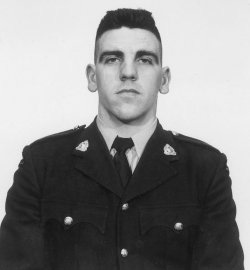 Corporal Robert William Asbil