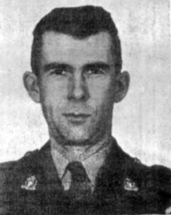 Sergeant Kenneth Morley Laughland– © Her Majesty the Queen in Right of Canada as represented by the Royal Canadian Mounted Police