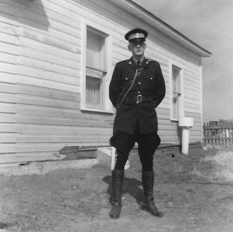 Constable Joseph Thor Thompson– © Her Majesty the Queen in Right of Canada as represented by the Royal Canadian Mounted Police