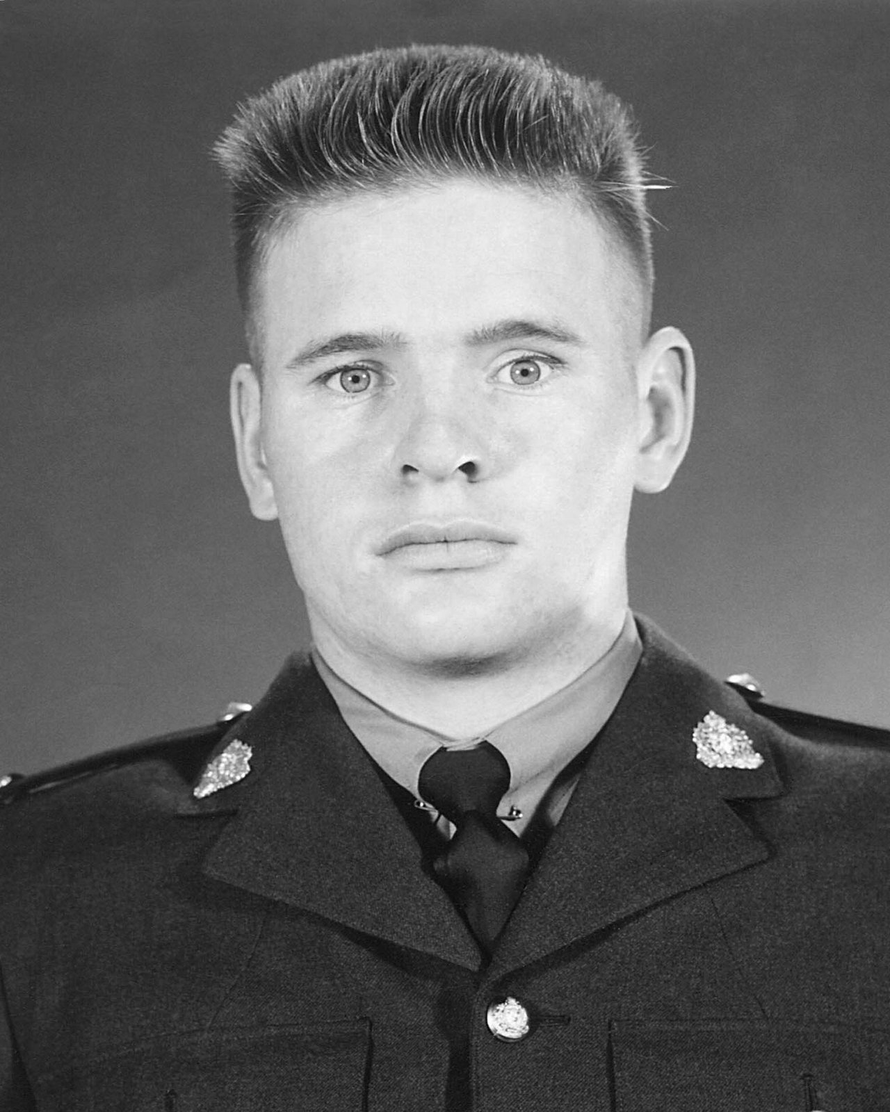 Constable Carl Lennart Sundell– © Her Majesty the Queen in Right of Canada as represented by the Royal Canadian Mounted Police