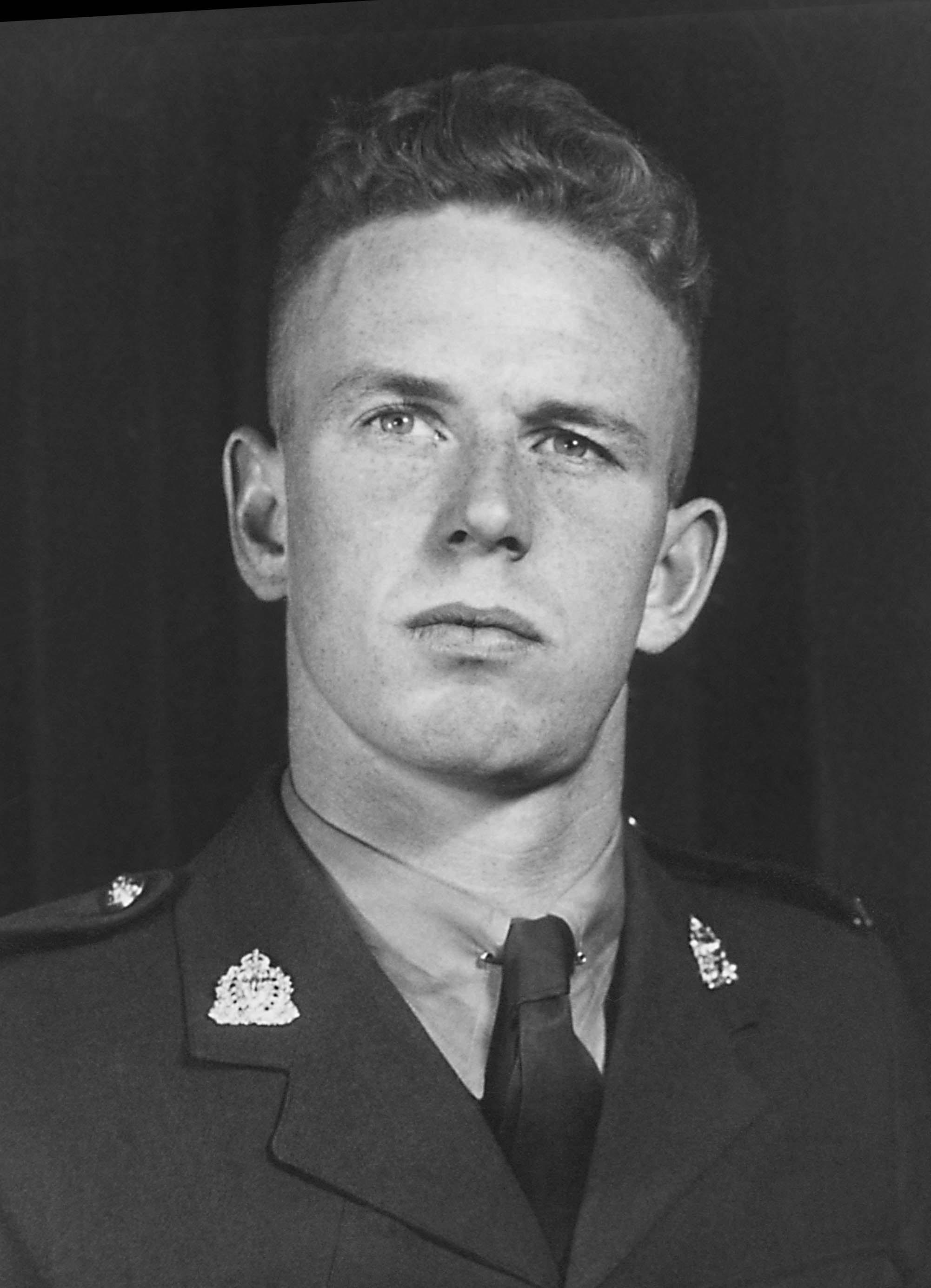 Gendarme Douglas Earl Ferguson – © Sa Majesté la Reine du chef du Canada représentée par la Gendarmerie royale du Canada