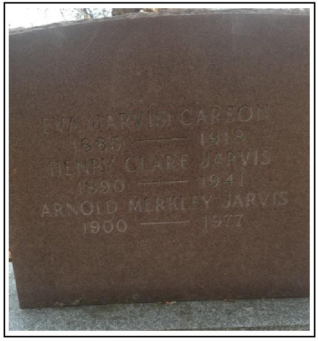 Inscription on Grave marker – Photo gracieuseté de www.rcmpgraves.com