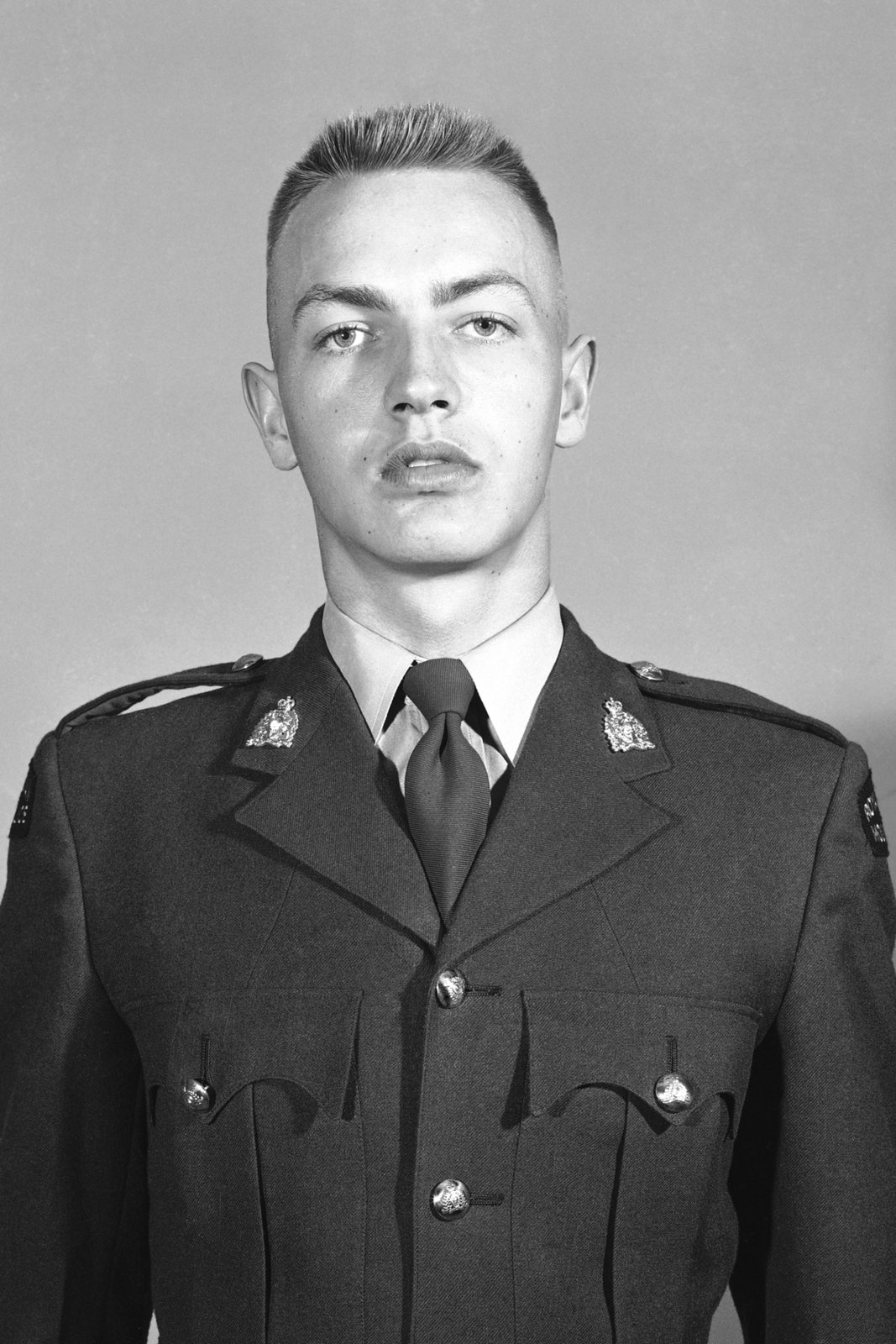 Gendarme Ronald Arthur Ekstrom