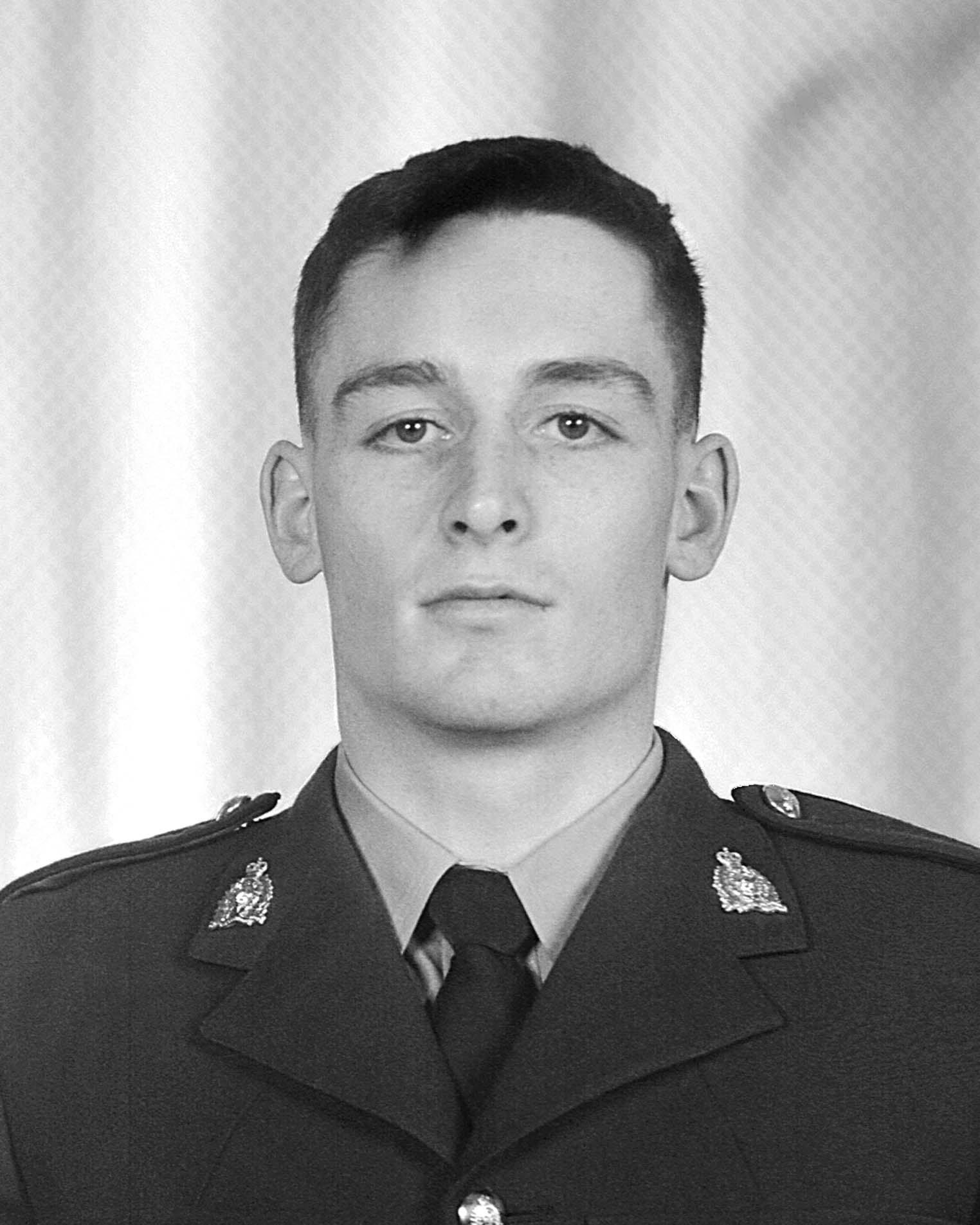 Second Class Constable George Herbert Edward Ransom