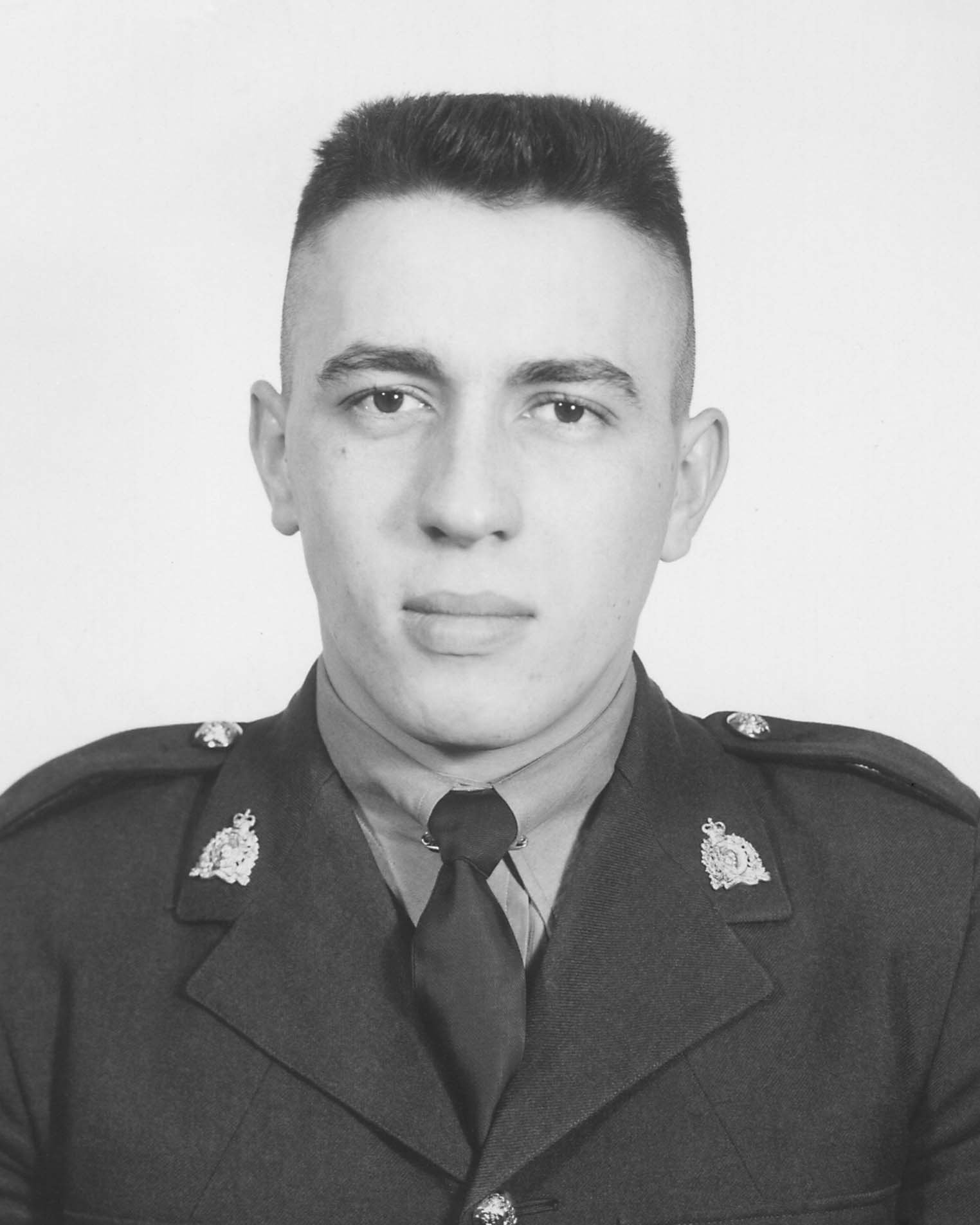Second Class Constable Maurice Melvin Melnychuk– © Her Majesty the Queen in Right of Canada as represented by the Royal Canadian Mounted Police