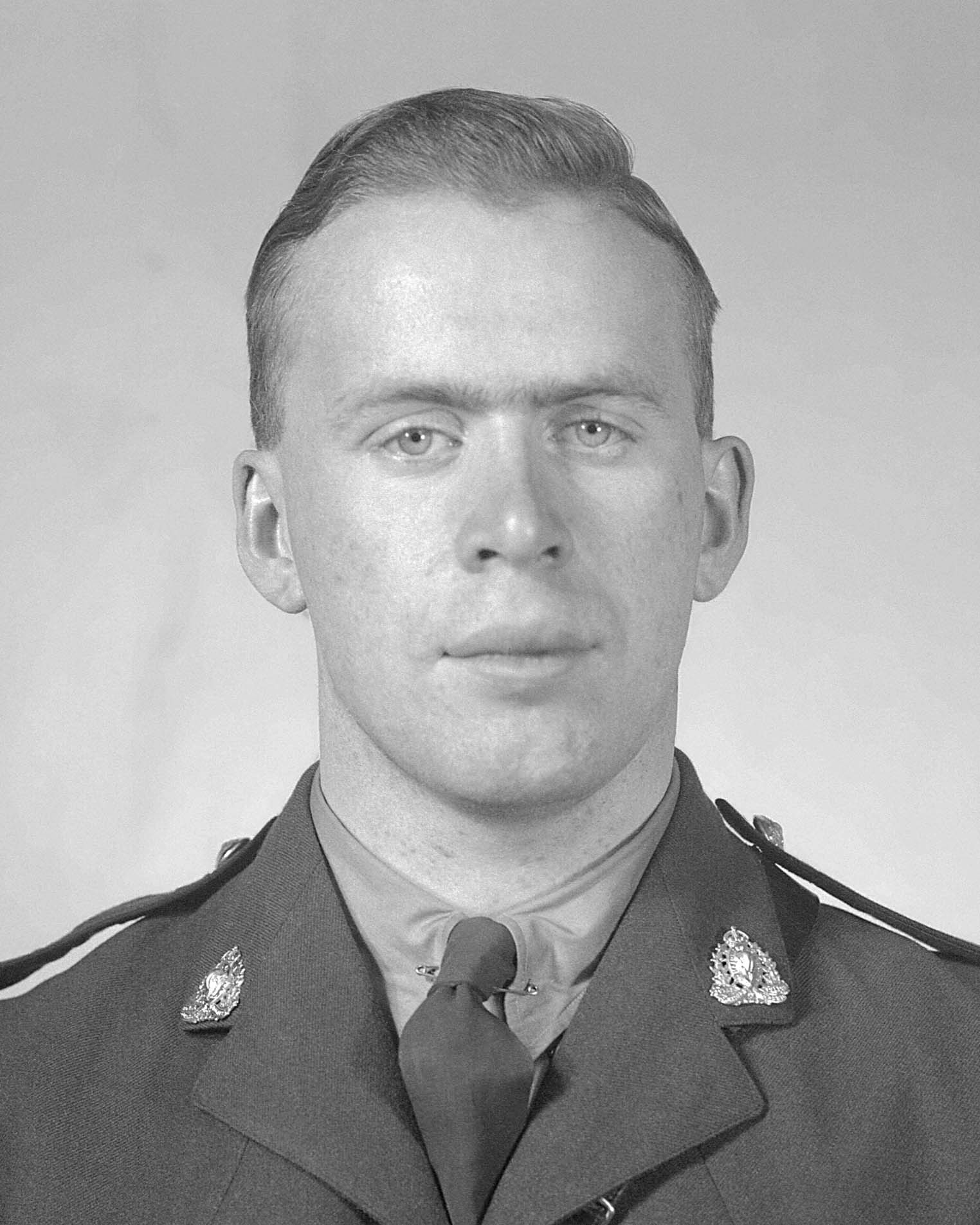 Corporal Herbert Milton Smart– © Her Majesty the Queen in Right of Canada as represented by the Royal Canadian Mounted Police