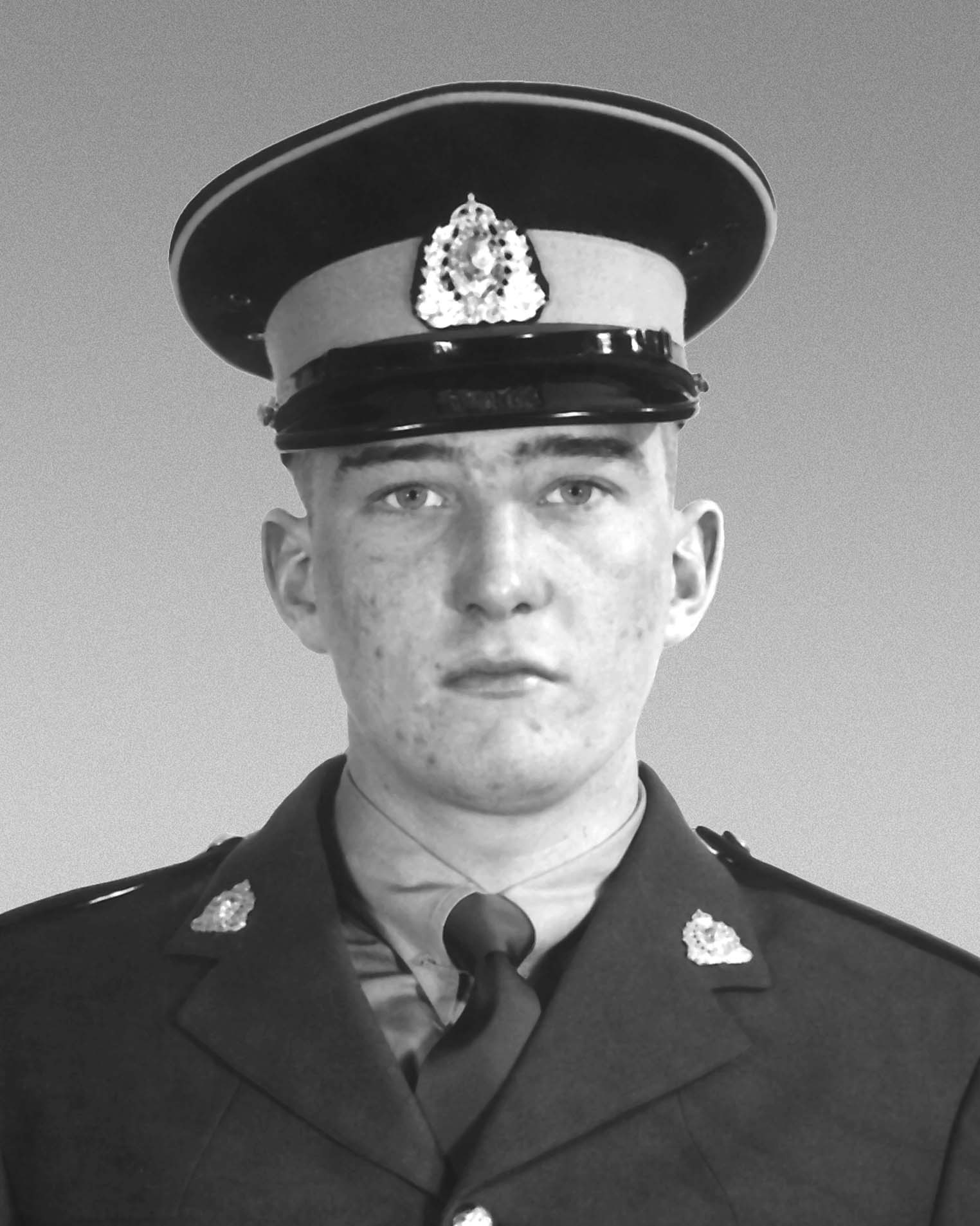 Constable John Roland Cobley– © Her Majesty the Queen in Right of Canada as represented by the Royal Canadian Mounted Police