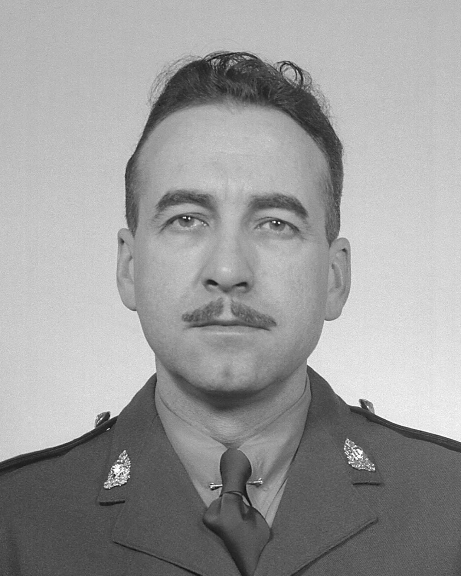 Inspecteur David James McCombe – © Sa Majesté la Reine du chef du Canada représentée par la Gendarmerie royale du Canada