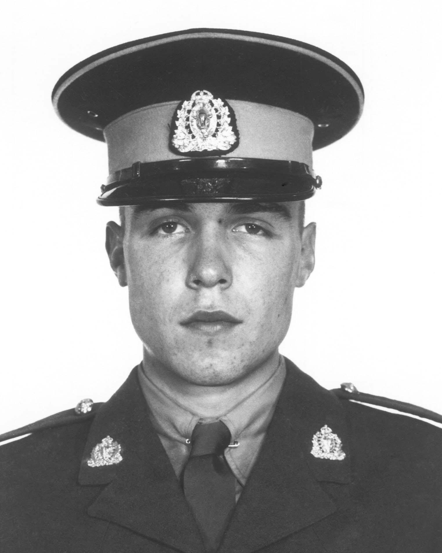 Gendarme Ronald Charles Bloomfield
