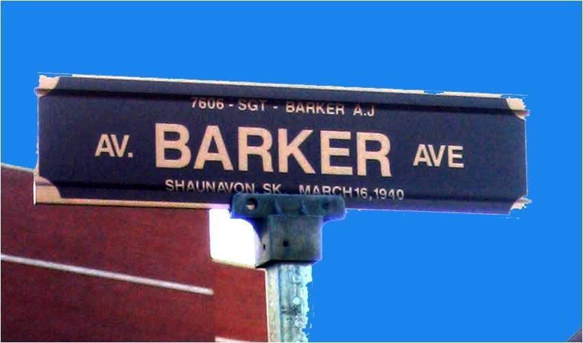 Avenue Barker