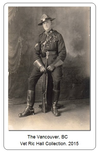 Sergent Arthur Julian Barker – Photo gracieuseté de www.rcmpgraves.com