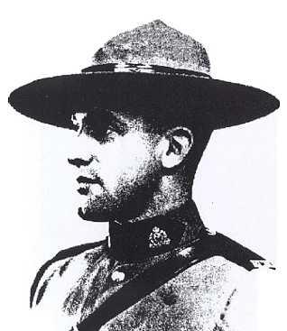 Constable Willis Edward Rhodeniser