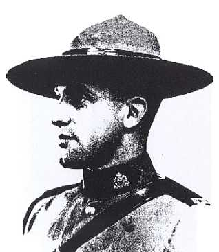 Constable Willis Edward Rhodeniser– © Her Majesty the Queen in Right of Canada as represented by the Royal Canadian Mounted Police