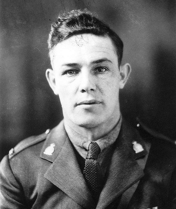 Gendarme John George Shaw