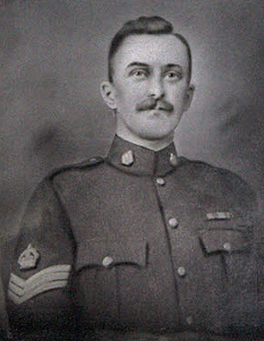 Photo of Richard Henry Nicholson– Photo courtesy of www.rcmpgraves.com