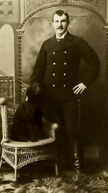 Gendarme John Randolph Kerr