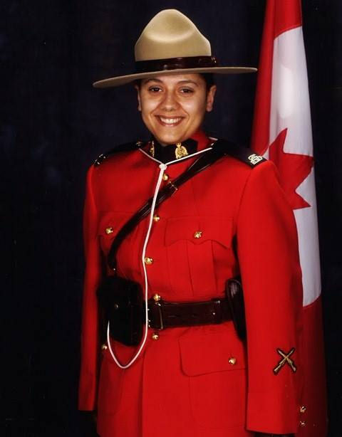 Photo of Sarah Anne Beckett– © Her Majesty the Queen in Right of Canada as represented by the Royal Canadian Mounted Police