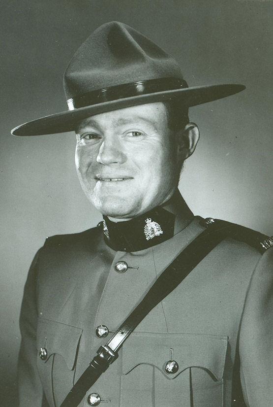 Photo of George Ronald Hawkins