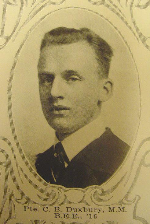 Photo of Charles Duxbury