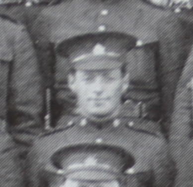 Photo of HARRY PACKHAM– In memory of the men from the 28th Battalion CEF who went to war and did not return. Submitted for the project, Operation: Picture Me
