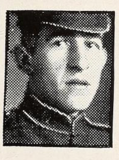 Photo of JOSEPH FRANK BEECHWOOD– Photo from the National Memorial Album of Canadian Heroes c.1919. Submitted for the project, Operation: Picture Me.