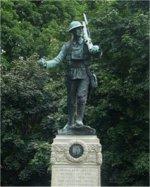 Monument  – Mémorial d'Orangeville (Comté Dufferin) Ontario
