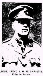 Coupure de presse – Du Renfrew Mercury du 27 avril 1917.
