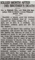 Newspaper clipping– From the Daily Colonist of June 23, 1917. Image taken from web address of https://archive.org/stream/dailycolonist59y168uvic#page/n0/mode/1up