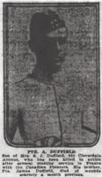 Photo of ARCHIBALD DUFFIELD– From the Daily Colonist of June 24, 1917. Image taken from web address of https://archive.org/stream/dailycolonist59y169uvic#page/n0/mode/1up