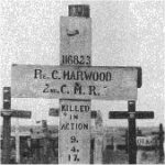Photo of George's Cross circa 1917