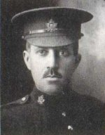 "Photo of Marvin S. Kennedy– Pte. Marvin S. Kennedy, as a member of the Trinity Methodist Church in Toronto, was remembered in the roll of honour in the ""Trinity War Book"". This book  was published by the church in 1921."