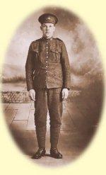 Photo of George Henry McBride– Private George Henry McBride