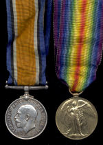 Medals– BWM and VM to L/Cpl Angus Macleod who died on 10 Apr 17, the 2nd day of the battle for Vimy Ridge