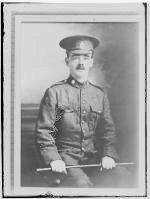 Photo of Private J.G. Pattison, V.C.– Pte J.G. Pattison, V.C.