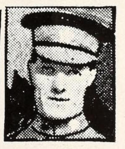 Photo of HERBERT ROBERTSON– Photo from the National Memorial Album of Canadian Heroes c.1919. Submitted for the project, Operation: Picture Me.