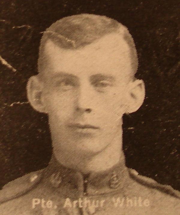 Photo of Arthur White