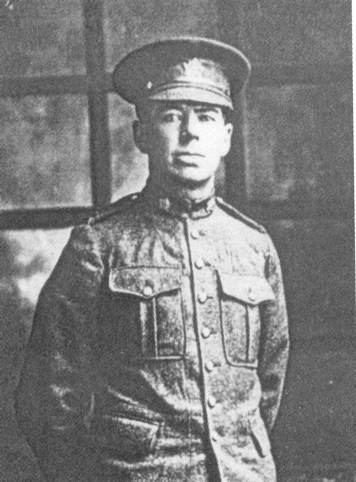 Photo of WILLARD DENSMORE WIRE– Willard Desmond Wire, 1916