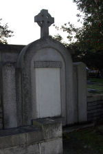 Memorial– This is a marker/mausoleum belonging to the Agnew family.  It is located in Ross Bay Cemetery, Victoria, British Columbia.   As was commonly done at the time, Major Agnew's family chose to commemorate his death in the family plot, in spite of his having been killed and buried on the Somme.  Photo courtesy of Bob Penhale.