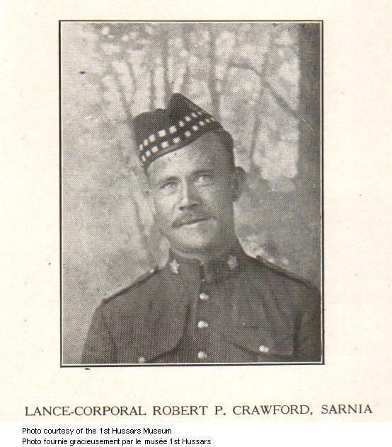 Photo of Robert Palmer Crawford