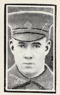 Photo of SAMUEL EDWARD FALLIS– Photo from the National Memorial Album of Canadian Heroes c.1919. Submitted for the project, Operation: Picture Me.