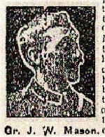 Newspaper Clipping– Pte. Alfred Hackett is mentioned in this article about a family member.