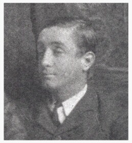 Photo of Cyril Lemessurier