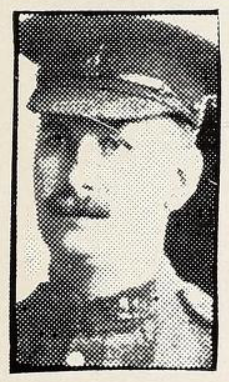 Photo of JOHN NEIL– Photo from the National Memorial Album of Canadian Heroes c.1919. Submitted for the project, Operation: Picture Me.