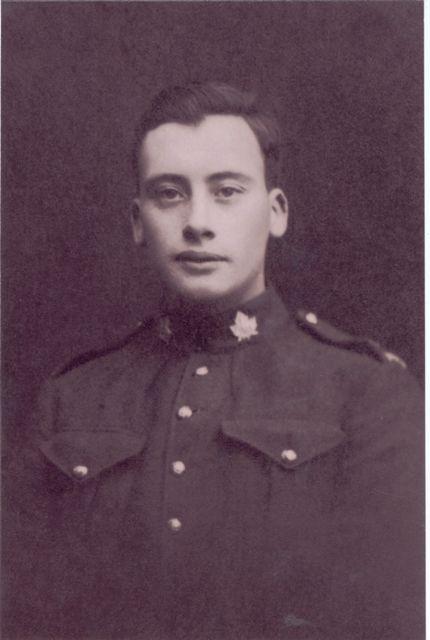 Photo of Raymond Vaughan Turner